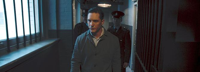 Quand Tom Hardy procède à une arrestation musclée, pour de vrai