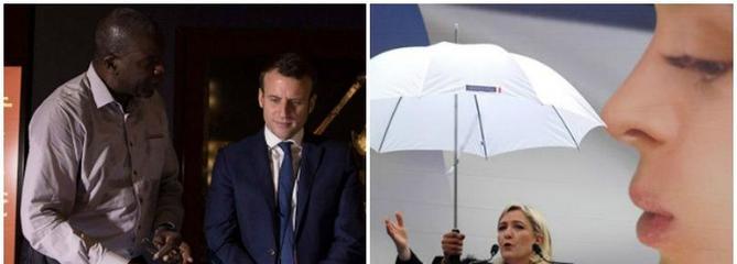Culture: Le Pen - Macron, deux programmes que tout oppose