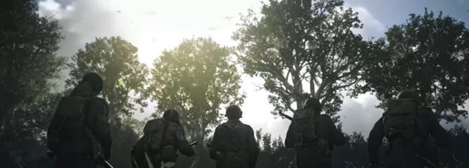 Call of Duty WWII, retour en 39-45 dans une première bande-annonce ambitieuse