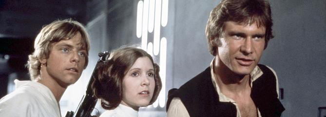 Star Wars : La Guerre des étoiles fête ses 40 ans