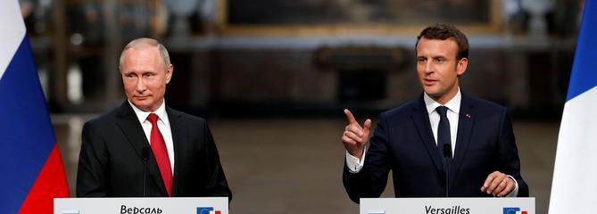 Vladimir Fédorovski : «Emmanuel Macron a amorcé la détente avec Poutine»