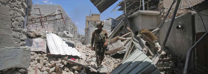 «Soudain, le monde éclate...» : le récit de notre envoyé spécial à Mossoul