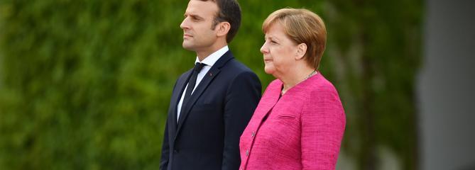 Éric Zemmour: «Ce couple franco-allemand qui fait rire toute l'Europe, et ailleurs…»