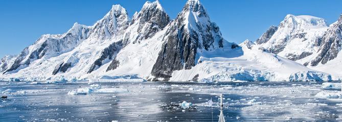 L'Antarctique, un monde vierge à préserver