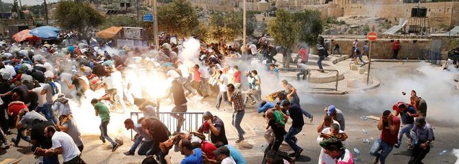 Heurts meurtriers à Jérusalem