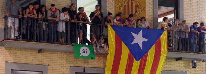 Catalogne: entre Berga et Lérida s'expriment tous les tourments des futurs électeurs