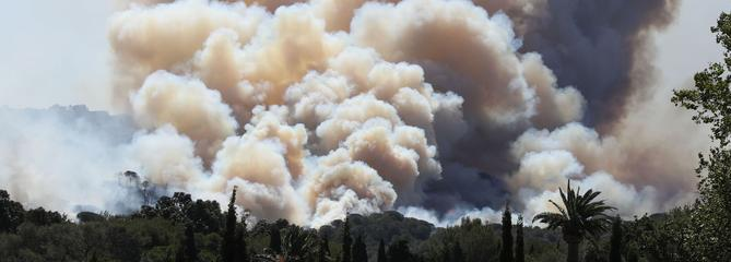 Depuis lundi, plus de 3000 hectares ont brûlé dans le Sud-Est