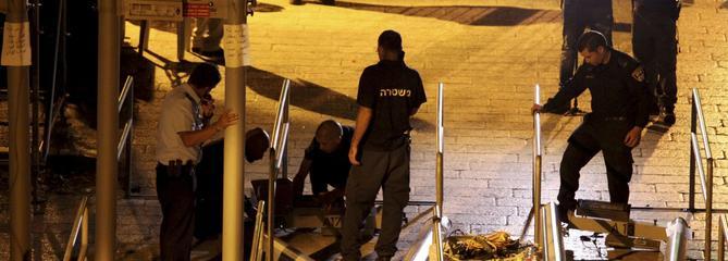 Israël retire les portiques sur l'esplanade des Mosquées