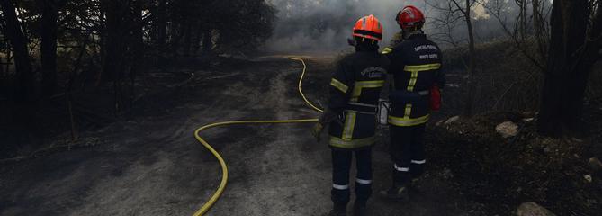 L'enquête sur l'origine d'un feu, un processus long et minutieux