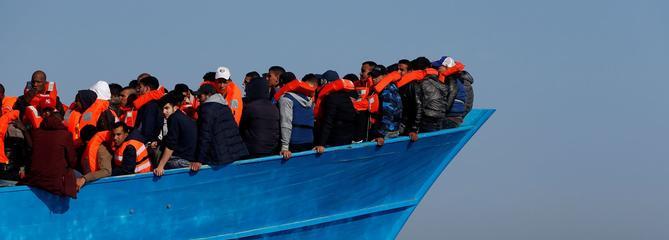La France va créer en Libye des «hot spots» pour demandeurs d'asile