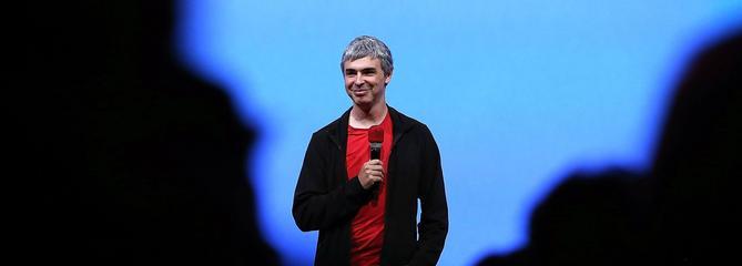 Larry Page, en quête d'immortalité