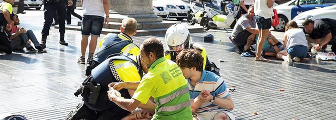 Barcelone frappée par Daech: ce que l'on sait de l'attaque meurtrière