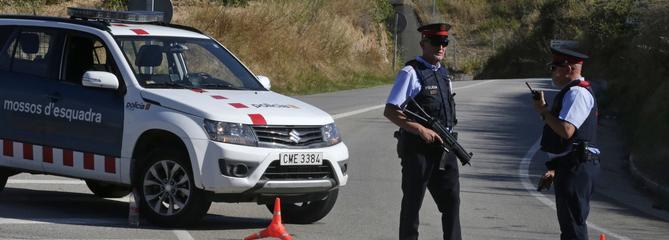 Barcelone : un homme tué au cours d'une opération de police