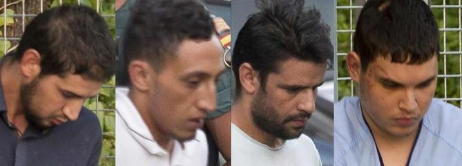 Catalogne : deux suspects écroués, un troisième reste en liberté