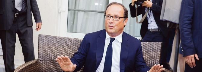 Les coulisses de l'opération «Make Hollande great again»