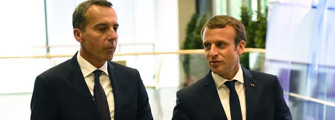 Travailleurs détachés: Macron dénonce «une trahison de l'esprit européen»
