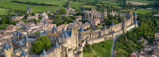 Carcassonne à grand spectacle
