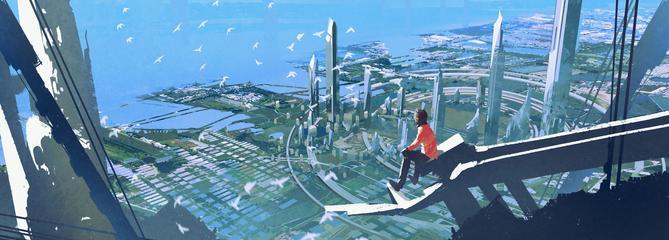 «La France en 2050» : peut-on vraiment se fier aux études sur l'avenir?