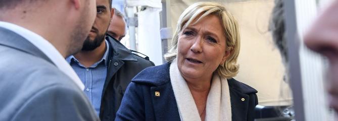 Marine Le Pen : «La réaction de Florian Philippot est une outrance»