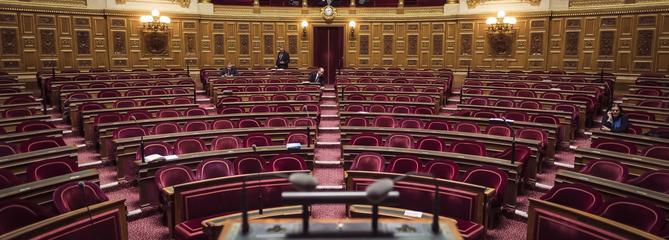 Sénatoriales 2017 : ce qu'il faut savoir sur le scrutin