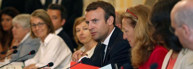 Macron valide la réforme du Code du travail malgré la pression de la rue