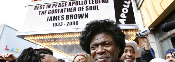 Le soulman Charles Bradley est mort