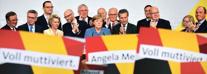 Législatives en Allemagne : amère victoire pour Angela Merkel