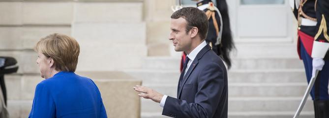 La nouvelle donne allemande contrarie le projet européen de Macron