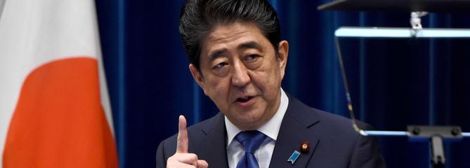 Shinzo Abe lance une nouvelle flèche de 15milliards d'euros