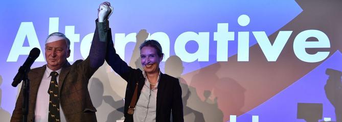 L'inexorable montée en puissance de l'AfD en Allemagne