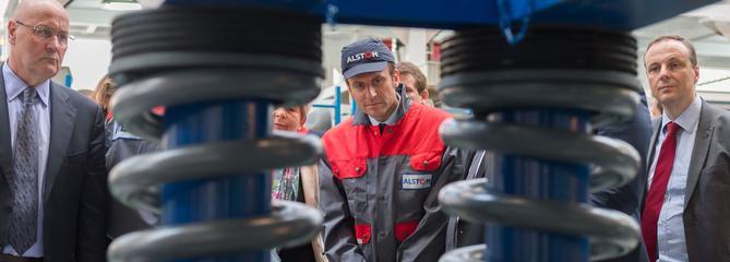 L'allemand Siemens prend le contrôle du TGV français