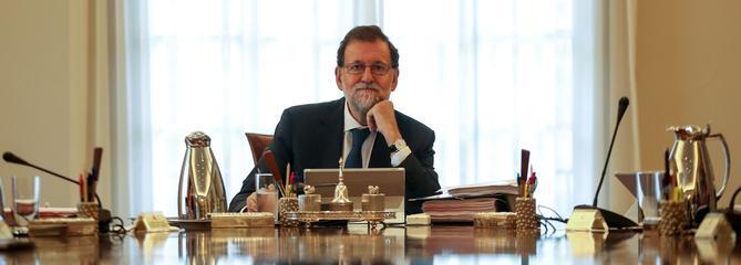 Mariano Rajoy : «L'unité de l'Espagne ne se négocie pas»