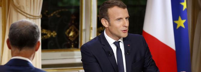 D'où vient le «croquignolesque» d'Emmanuel Macron?