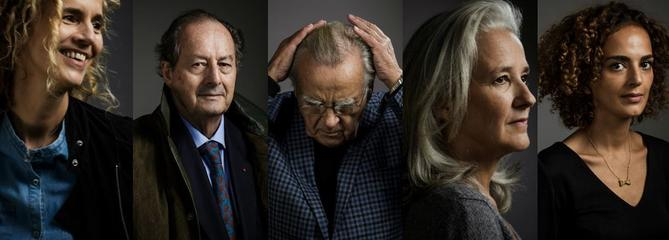 70 écrivains au Figaropour un cadavre exquis