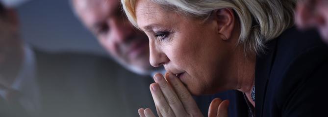 Présidence du FN : un candidat pour défier Marine Le Pen