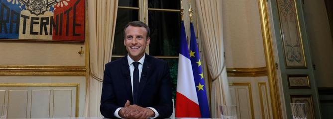 Emmanuel Macron veut commémorer le cinquantenaire de Mai 68