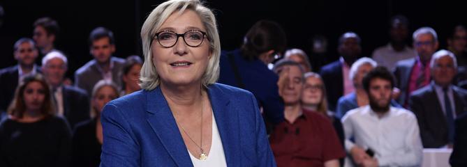 L'Émission politique : ce qu'il faut retenir de l'intervention de Marine Le Pen