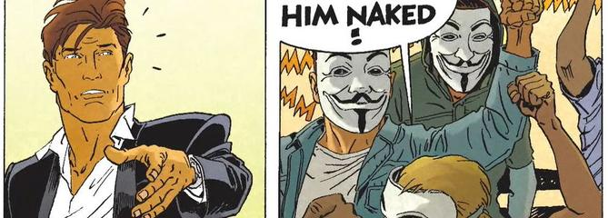Largo Winch: mais qui sont les Anonymous qui s'en prennent à lui ?