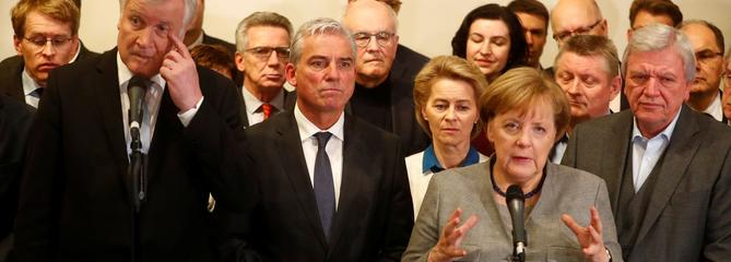 Échec des tractations de la dernière chance à Berlin