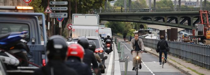 Fermeture des voies sur berge à Paris : un rapport définitif accablant