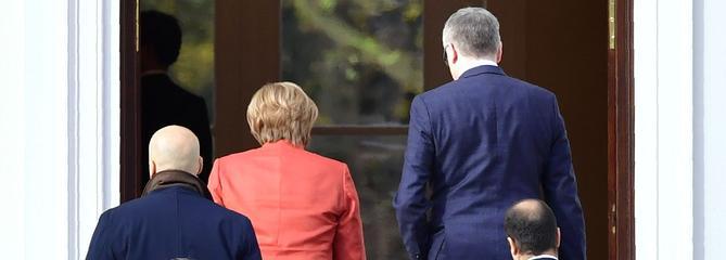 À Berlin, chacun rejette la responsabilité de l'échec sur l'autre