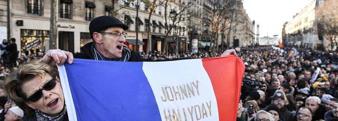 Ce qu'il faut retenir de cette journée d'adieux à Johnny Hallyday