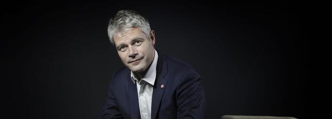 Laurent Wauquiez, un homme pressé à la tête des Républicains