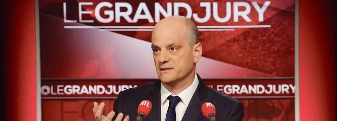 Jean-Michel Blanquer : «L'école est testée par des groupes fondamentalistes»