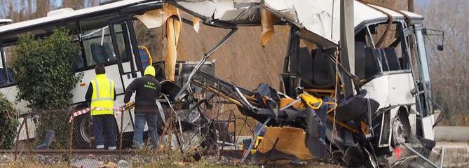 Accident de Millas : les témoins évoquent des barrières fermées