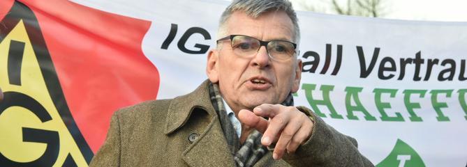 Jörg Hofmann, l'homme qui exige la semaine de 28 heures pour les salariés allemands