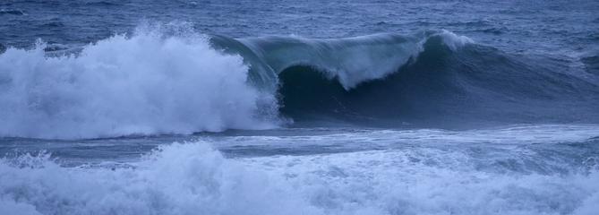 La Corse balayée par des rafales de vent allant jusqu'à 225 km/h