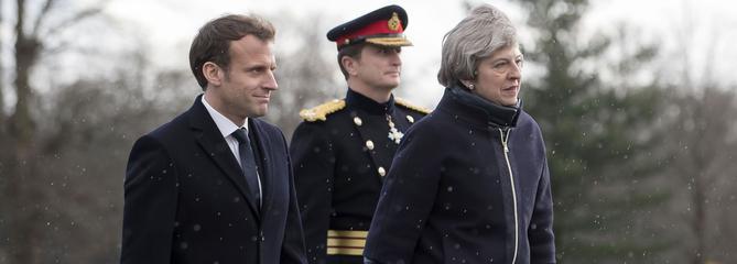 Calais : Londres augmentera de 50 millions d'euros sa contribution