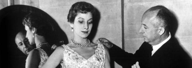 Haute-couture, années 50 (épisode 5): l'éphémère vie d'un modèle
