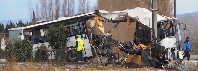 Accident de Millas : l'enquête accable la conductrice